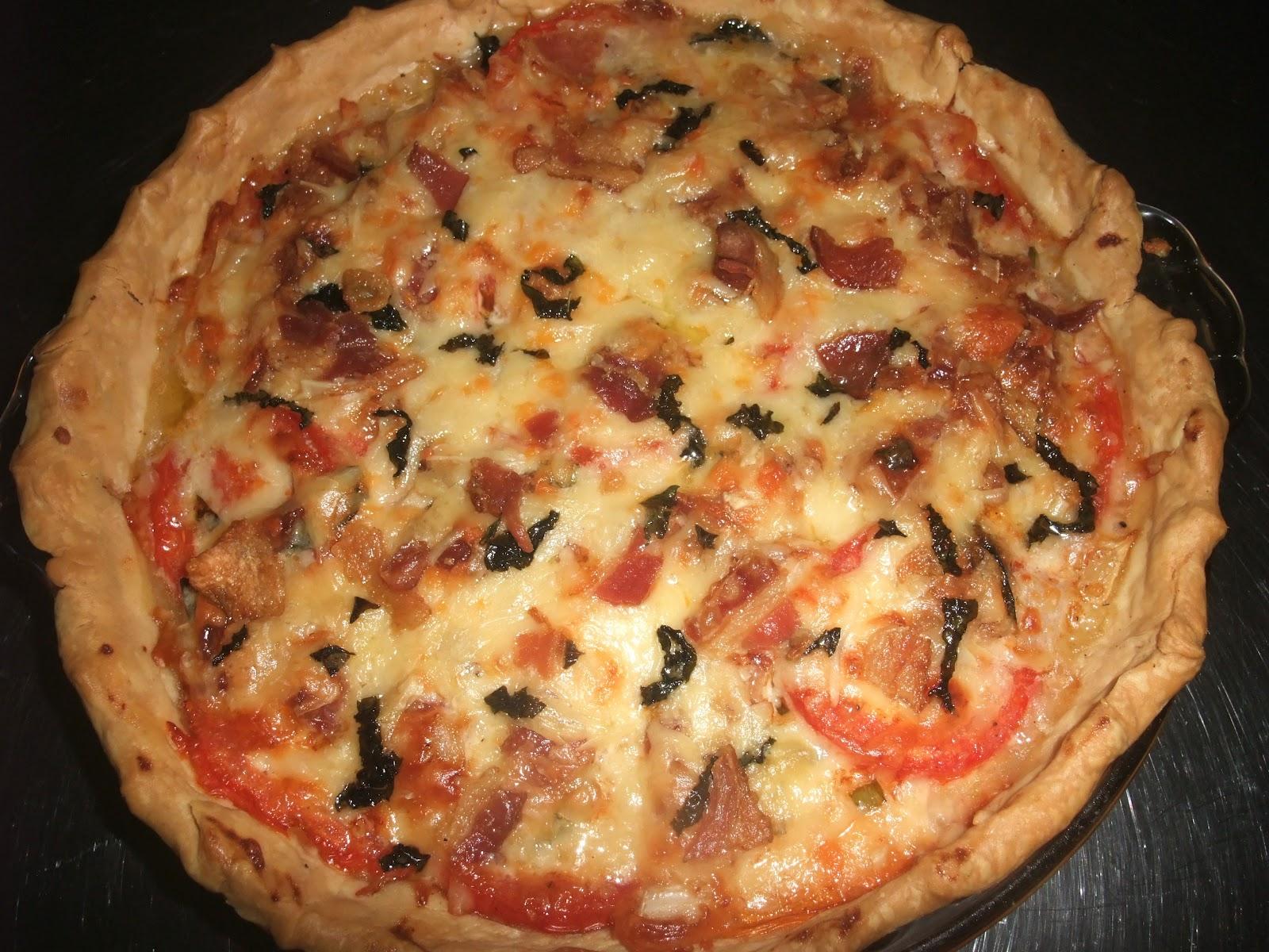 Rosie's Country Baking: Tomato Pie
