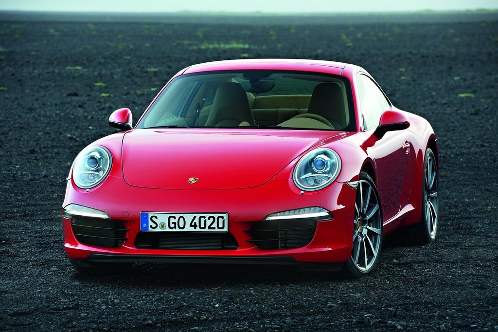 2013 Porsche 911 Carrera Coming Soon To Beverly Hills