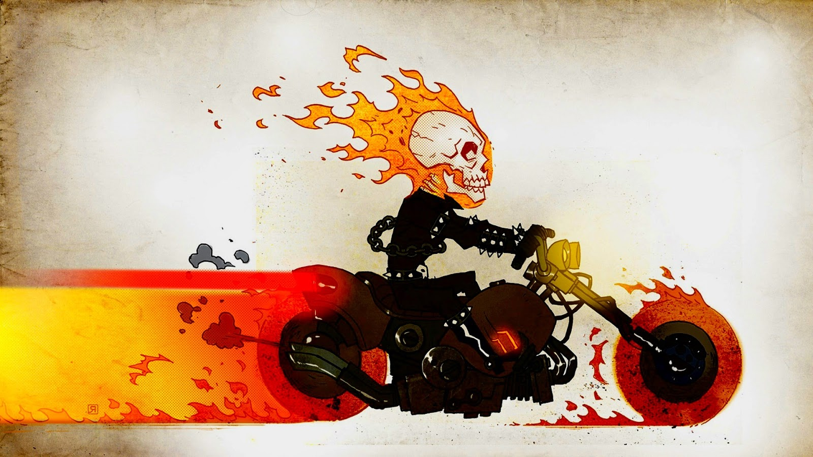 Ghost Rider Wallpaper Hd