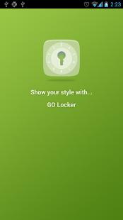 GO Locker 2.01 APK Android