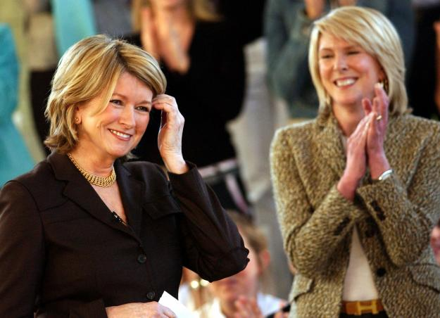 leadership patterns that explain the earlier success of martha stewart s omnimedia Find this pin and more on martha's place by mizliz54 a young martha stewart modelling, early founder of martha stewart living omnimedia.