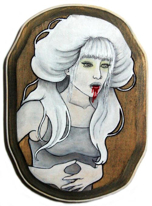 """Hematemesis"" - 2010"