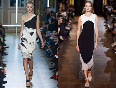 Roland Mouret and Stella McCartney