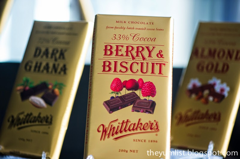 Whittaker's Chocolate, New Zealand, fair trade, Ghana 72% dark chocolate, family owned, chocolate launch, milk chocolate, sharing bags, new in Malaysia