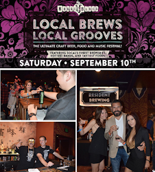Save on passes & Enter to win VIP tickets to Local Brew Local Grooves - September 10