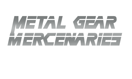 Metal Gear Mercenaries