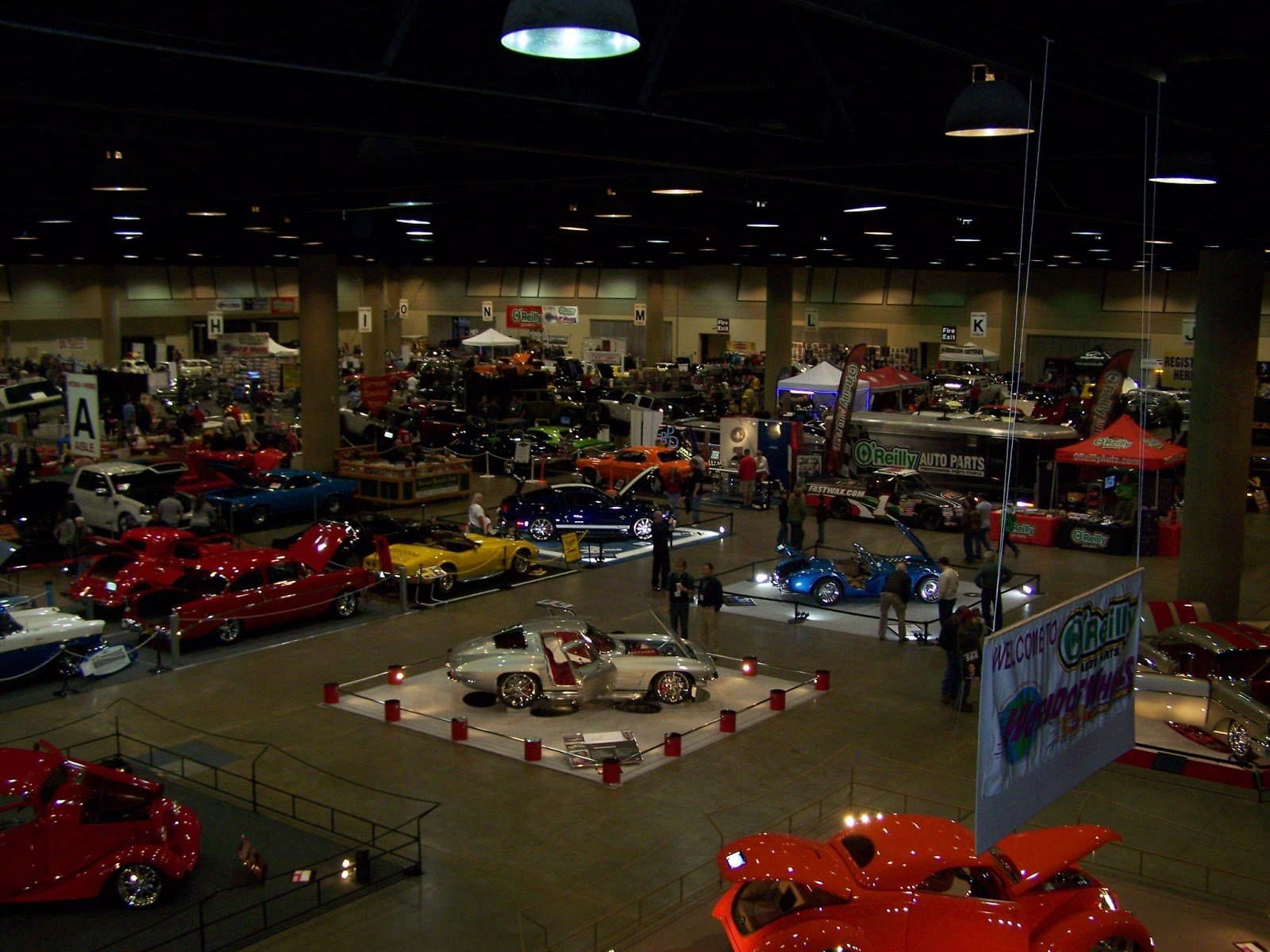 All About Cars O Reilly Auto Parts World Of Wheels Birmingham - Car show birmingham al