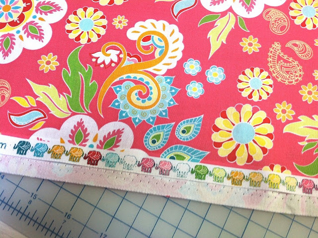 Madhuri Quilting Fabric by The Quilted Fish for Riley Blake Designs