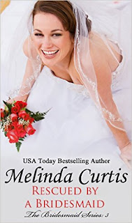 http://www.amazon.com/Rescued-Bridesmaid-Bridesmaids-Book-3-ebook/dp/B00YTA5FBQ/ref=sr_1_4?ie=UTF8&qid=1439766547&sr=8-4&keywords=Melinda+Curtis