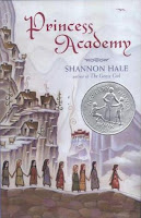 Cover of Princess Academy by Shannon Hale