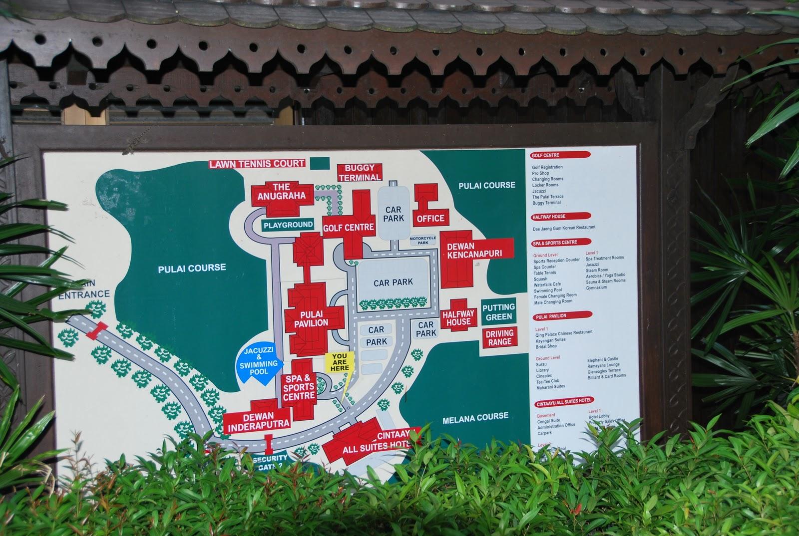 Pulai Spring Resort Room Rate