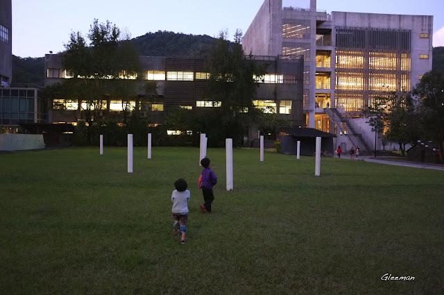 實踐大學散步