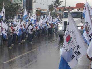 El BIS muestra su fuerza en Santo Domingo Norte