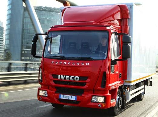 El Eurocargo sigue siendo la referencia en el segmento de los vehículos industriales medios con una cuota del 43%.