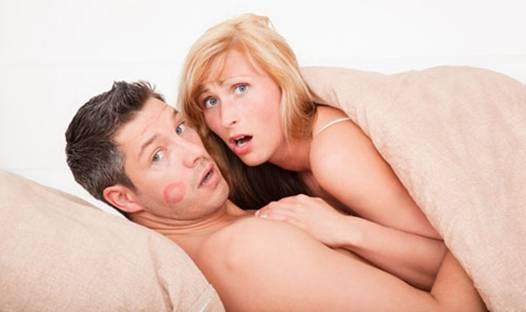 Những cách ứng phó với sự cố khi quan hệ