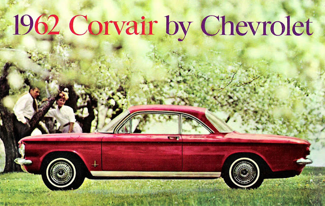 シボレー・コルベア | Chevrolet Corvair '60-69