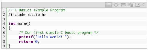 how to develop logic in c programming pdf