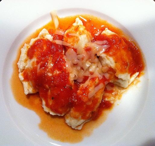 Bon Appetréat: Bon Appetit's Ricotta Gnudi with Pomodoro Sauce