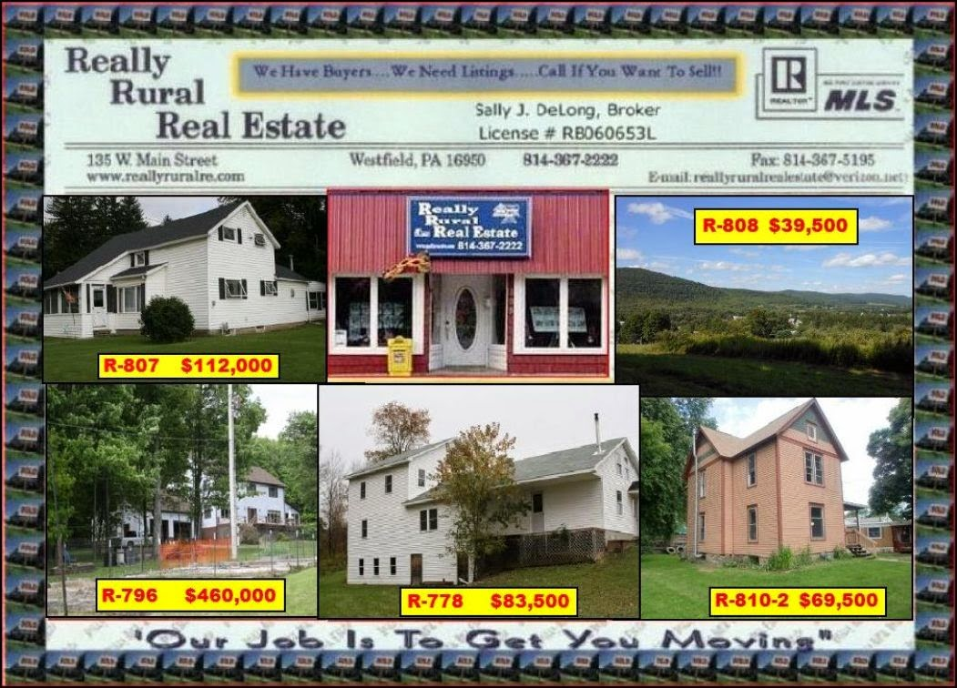 Really Rural Realty