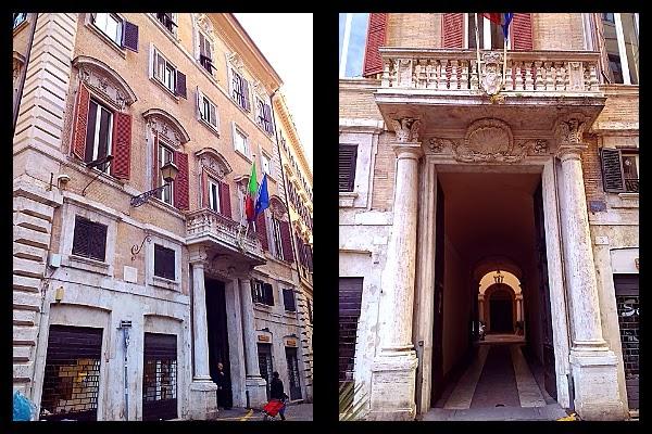 Palazzo Boncompagni Corcos