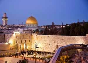 sudut kota Yerusalem