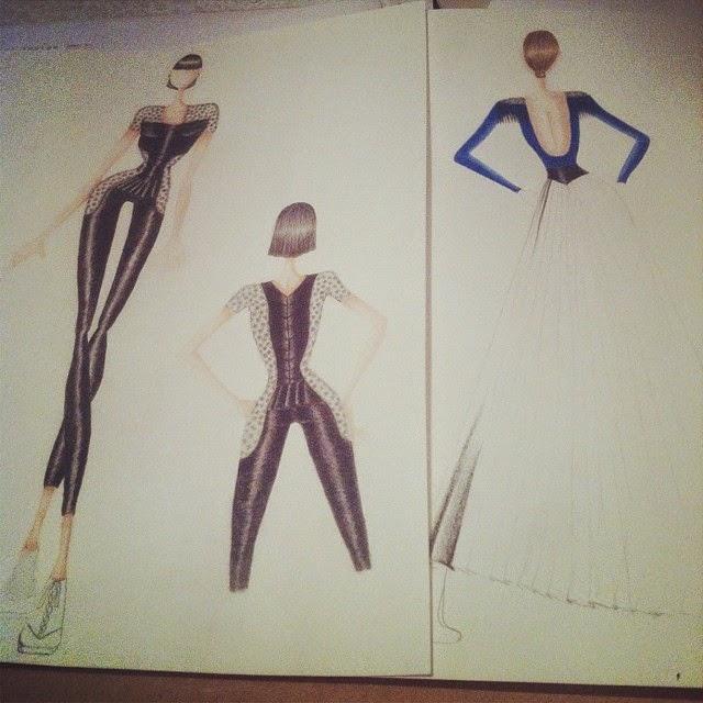 Algunas de mis Ilustraciones.