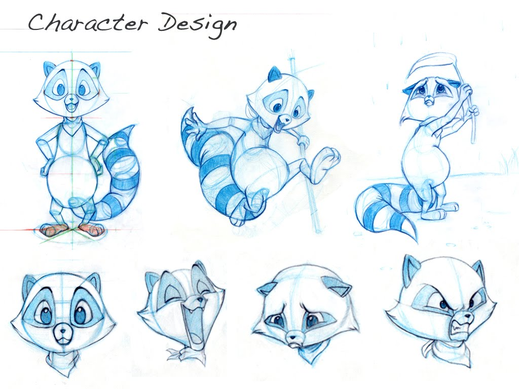 Character Design In Animation : Patty cakes hello