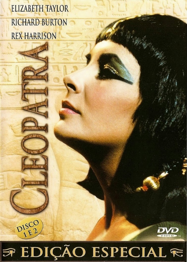 Cleópatra – Dublado (1963)