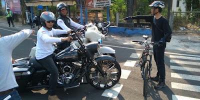 Pesepeda Yogyakarta Hebohkan Sosial Media