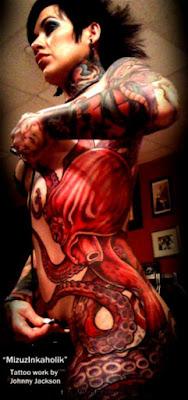 Johnny Jackson from Texas Body Art in Houston  Texasbodyart Livecast