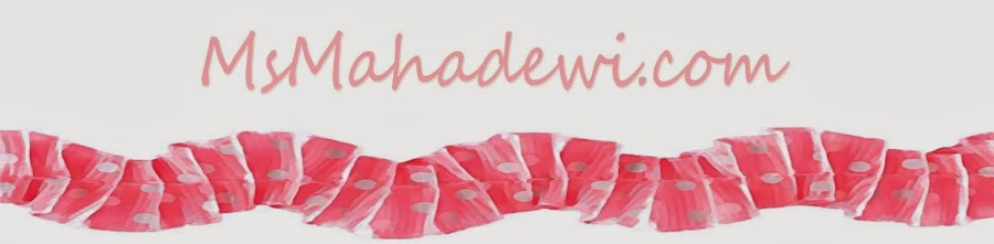 Ms. Mahadewi