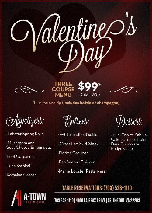 Unique Valentine's Day Events In Washington DC