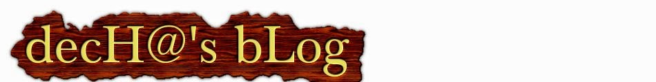 DecHa's Blog