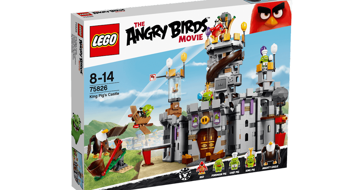 Tiles or Studs: LEGO News - Angry Birds 2016 Sets