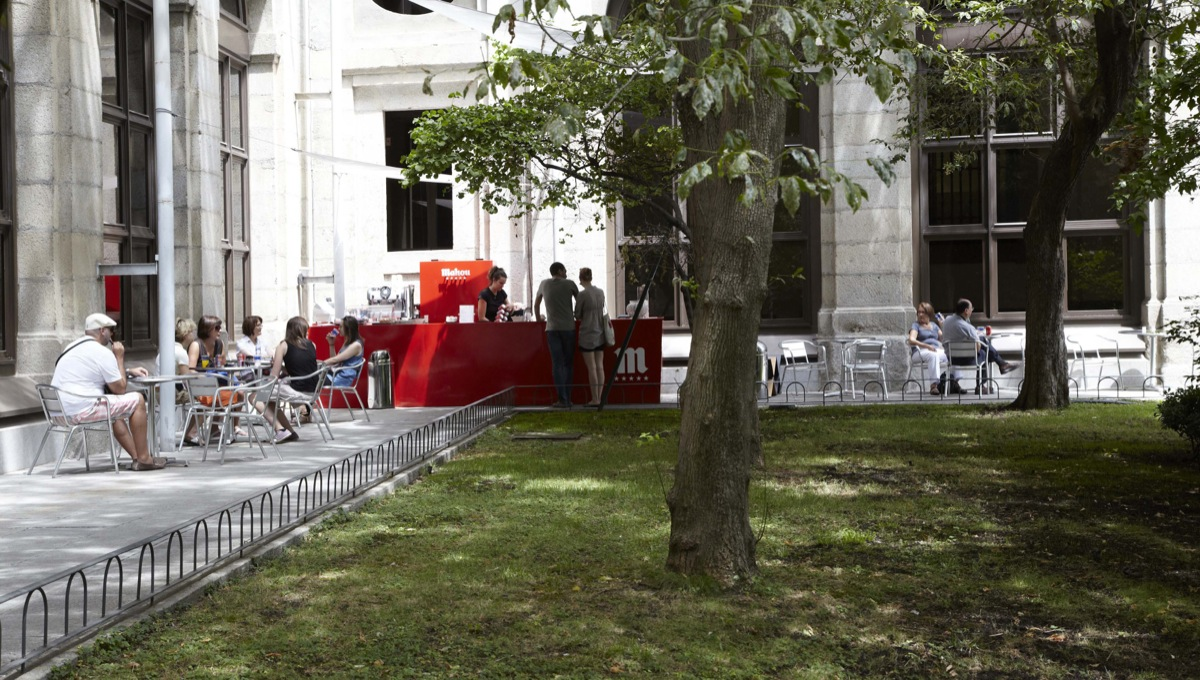 Nosolometro visita los bares terrazas del museo reina sof a for Terraza sabatini madrid