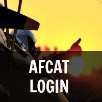 AFCAT Candidate Login Portal