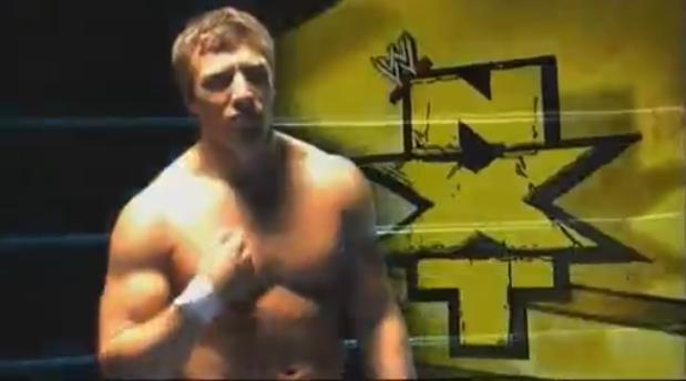 Daniel Bryan WWE NXT rookie superstar Bryan Danielson