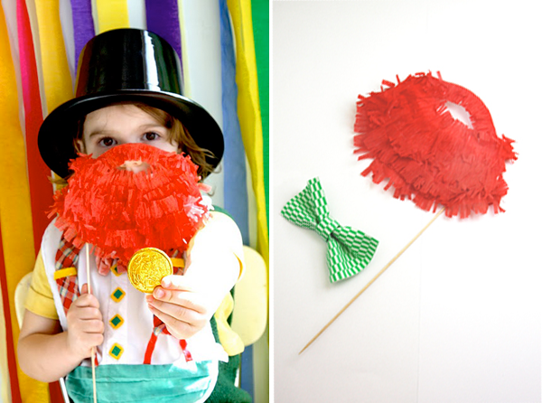 gift presents for kids: leprechaun disguise diy