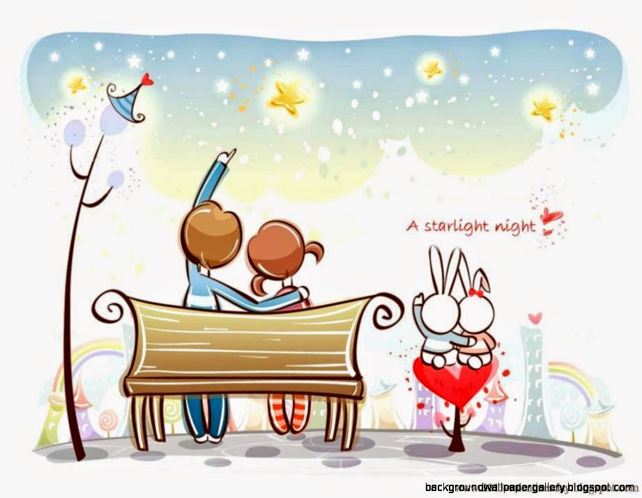 cartoon Type Love Wallpaper : Funny cartoon Love Wallpaper Hd Desktop Background Wallpaper Gallery