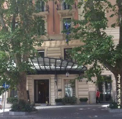 hotel facciata
