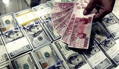 Kurs Dolar USD Valas ke Rupiah Tgl 14 Oktober 2015