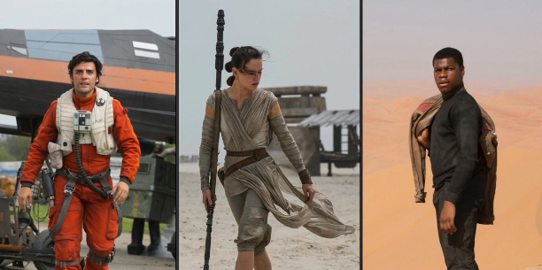Star Wars, Guerre Stellari, Episode VII, Il risveglio della Forza, Oscar Isaac