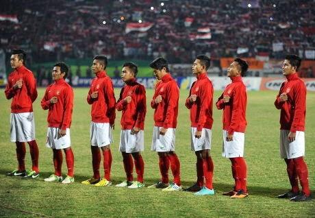 Skuat Timnas U-19 yang Akan Berlaga di Piala Asia