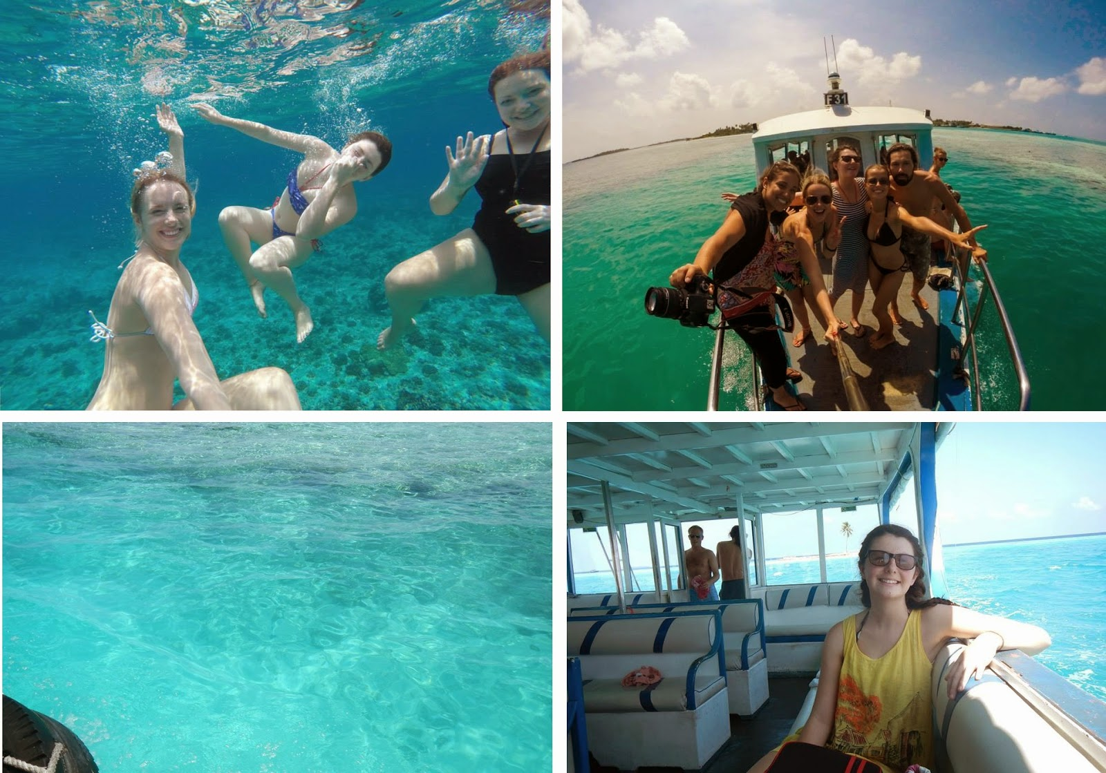 living in Maldives