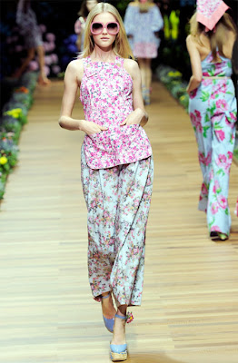 Dolce & Gabbana Spring collection 2011