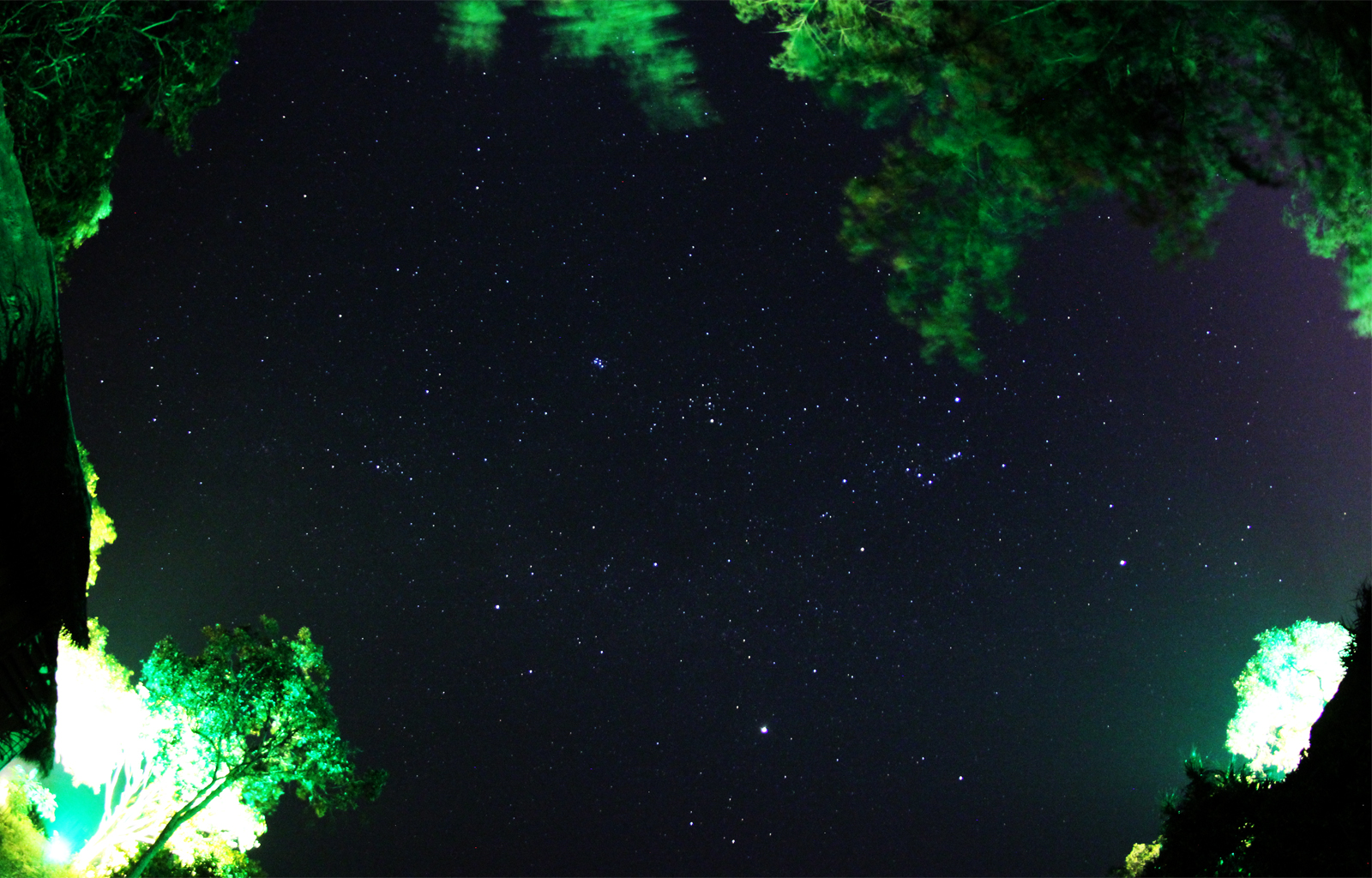 links through space cambodia 2014 southern night sky stars and