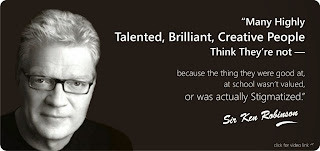 Photo of Sir Ken Robinson
