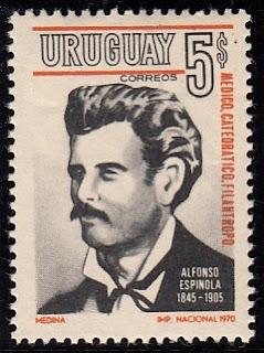 1971: todas las emisiones de Uruguay