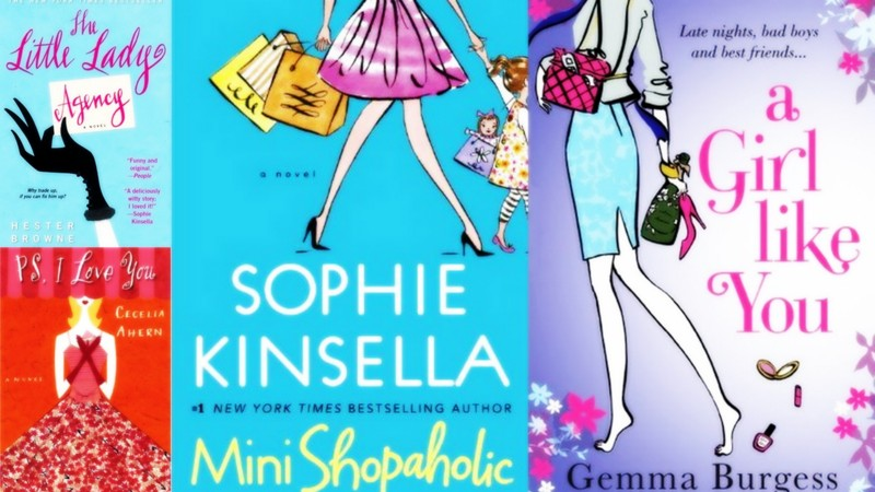 Book Design Cover To Cover Tropes Chick Lit - Lit design 2015