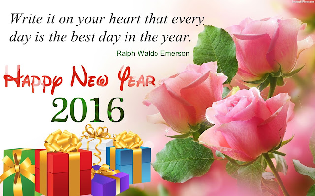 Haooy New Year 2016 Images for whats app